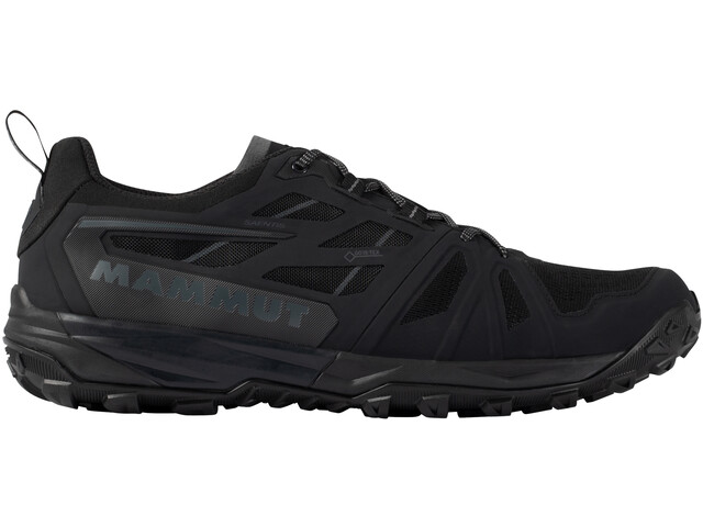 Mammut Saentis Low GTX Schoenen Heren, black/phantom